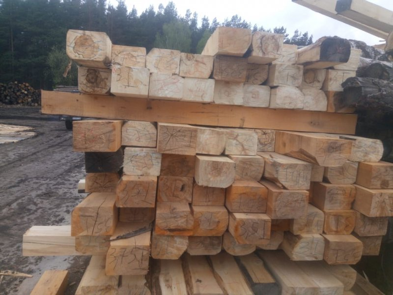 Закупаем шпалу деревянную