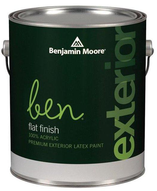 Краска для наружных работ BEN®