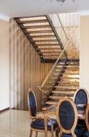 Проектирование, изготовление и монтаж перильных ограждений из стекла и нержавеющей стали