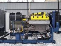 Газопоршневая установка 150 кВт (KG-150), ГПУ-150, КГУ-150, АГП-150, ГПЭС-150, АП-150, АГ-150, ЭГП-150, ГГУ-150, БКГПЭА-150