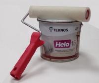 Краска интерьерная для стен и потолков Teknos Финляндия