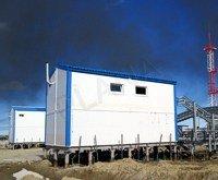 Станции биологической очистки хозбытовых стоков PlanaOS-B