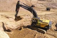 Песок карьерный, строительный
