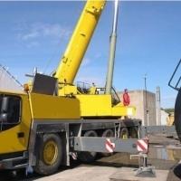 Автокран Lirbherr 100 тонн. Недорого.