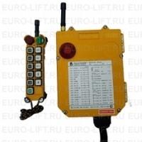 Радиоуправление Telecrane A24-10D (10 кнопочное 2 скоростное)