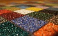 Наливное напольное покрытия – каменный ковер. Минимальные сроки изготовления и демократичные цены.