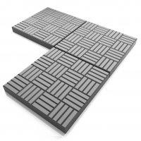 """продажа тротуарной плитки """"Паркет"""" от производителя"""