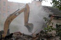 Демонтаж, снос, разбор домов и сооружений