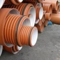 Труба канализационная гофрированная КОРСИС Ставрополь