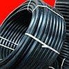 Труба ПНД для электропроводки гладкая, диаметр 32 мм, Экопласт - 22032