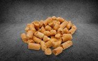 Топливные древесные гранулы (пеллеты) от производителя