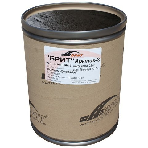 Арктик-3 герметик
