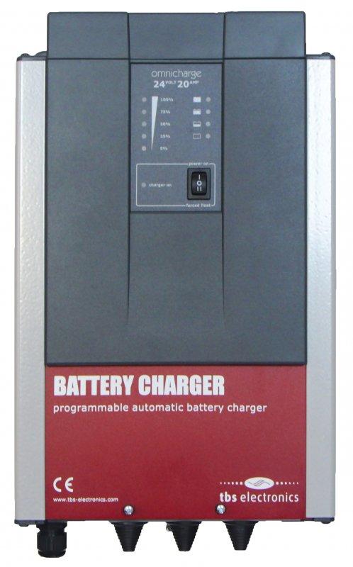Зарядное устройство TBS Omnicharge 24-20