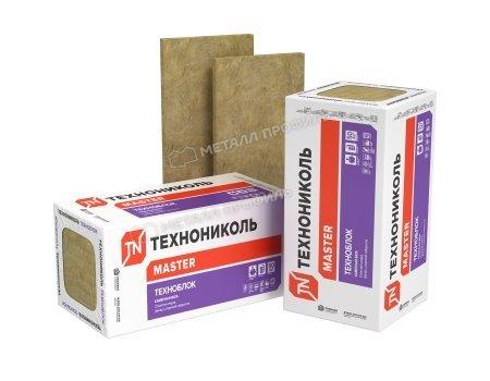 Теплоизоляционные плиты ТЕХНОБЛОК СТАНДАРТ 1200х600х50 мм (0.432 куб.м)