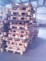 Поддоны б/у деревянные 1200*800 1-3 сорт т/у