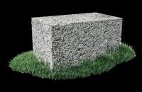 Арболитовый Блок стеновой