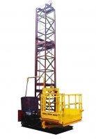 Подъемник мачтовый грузовой строительный ПМГ-1-1500