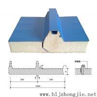 Стеновая сэндвич-панель с пенополиуретаном
