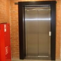 Обрамления лифтовых порталов из нержавеющей стали