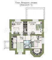 """Проект 343А """"Принцесса осени"""" - красивый и удобный частный дом"""