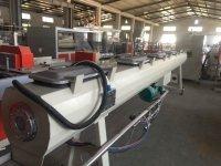 Экструзионная линия для водопроводной ПНД трубы Ф16-63мм, маленького диаметра