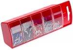 Набор наконечников втулочных изолированных НШВИ N6 Slidebox GLW