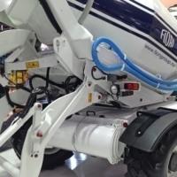 Автобетоносмеситель с самозагрузкой Fiori (Италия) DB 460 в наличии