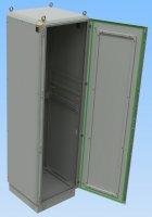 Универсальный электротехнический шкаф ЛЭМП-Альфа