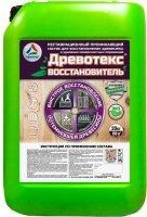Древотекс Восстановитель — реставрационный состав для быстрого и глубокого осветления деревянных поверхностей, 20л