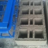 Станок для производства керамзитоблоков, шлакоблоков, полублоков.