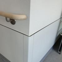 Пластик медицинский Hpl. Панели Resopal, панели для оперблоков и больниц. Пластик для стен hpl