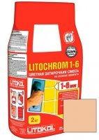 Затирка Litochrom 1-6 C.60 (багама бежевая ) 2 кг
