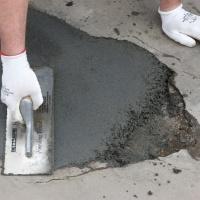 """Ремсмесь для восстановления бетона морозостойкая МБР 300М """"Гора Хрустальная"""""""