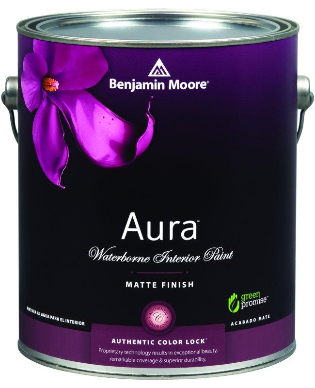 Краска для внутренних работ AURA®