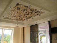 Тканевый натяжной потолок арт.TR-958 серии MSD Premium.