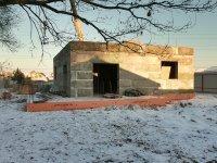 Капитальный Дом из Полистиролбетона Проект №12