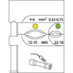 Модуль сменный для контактов Dura Seal 0,32-6 GEDORE 8140-22 1963406