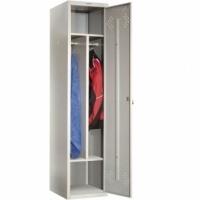Шкаф металлический для одежды LS(LE)-11-40D