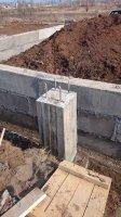 Фундаментные, бетонные работы
