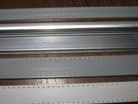 Дистанционная пластиковая рамка с пятисторонней ламинацией алюминием