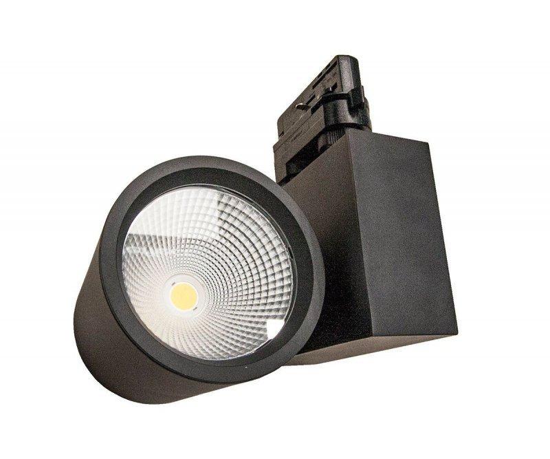Светодиодный трековый светильник на шинопровод ТРЕК 40Вт LE-ССО-16-040-1271-40Т