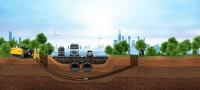 Строим ИНЖЕНЕРНЫЕ СЕТИ: ГНБ бурение и проколы, НВК, Электромонтаж 0,4-10кВ, Газопровод, Отопление