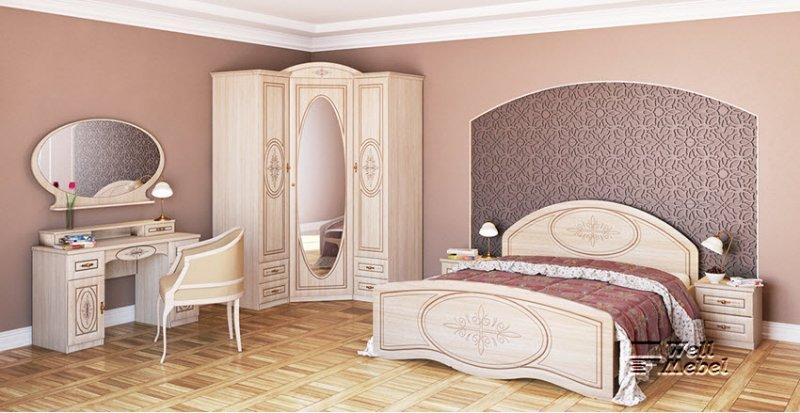 Спальня неман василиса
