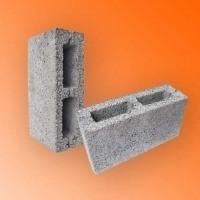 Блок стеновой, бетонный