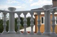 Колонны архитектурного бетона