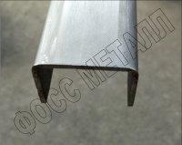 Швеллер нержавеющий гнутый AISI 304 30х60х30х3