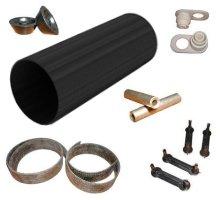 Комплект для изоляции стыков труб ППУ (КЗС ППУ)