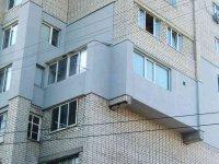 Утепление фасадов с отделкой и покраской с учетом материалов