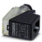 Штекерный модуль для электромагнитного клапана - SACC-V-3CON-PG9/BI-1L-S - 1671140 Phoenix contact