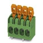 Клеммные блоки для печатного монтажа - PLH 5/ 4-7,5-ZF - 1792122 Phoenix contact
